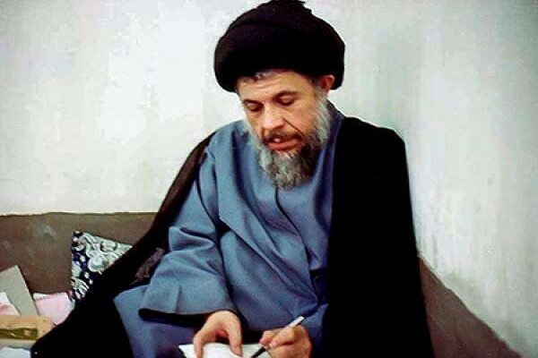 Ayatollah Baqir al-Sadr termed Imam Khomeini as great divine treasure of contemporary history