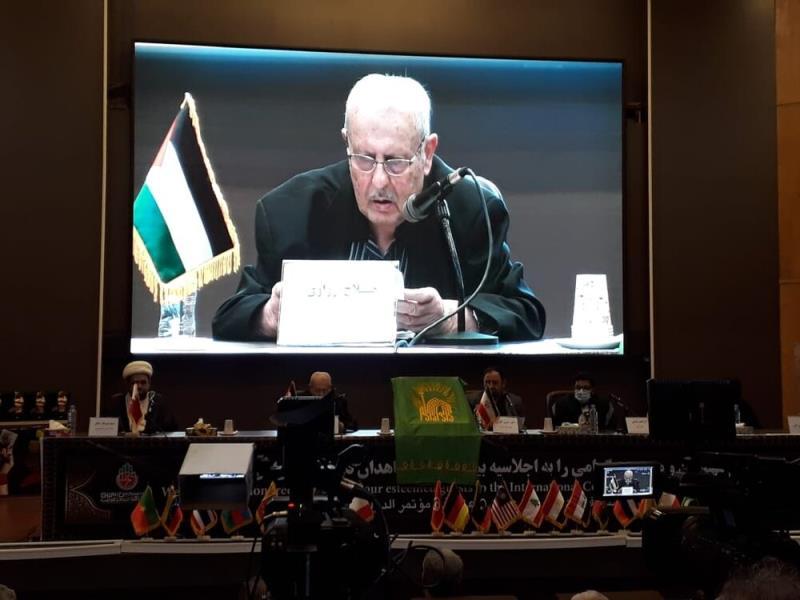 6th international summit of resistance groups held in Tehran