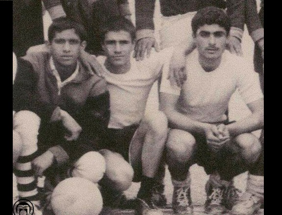 Seyyed Ahmad Khomeini loved playing football, Imam never prevented him