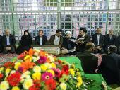 Iranian President Reassert Allegiance to Late Imam Khomeini
