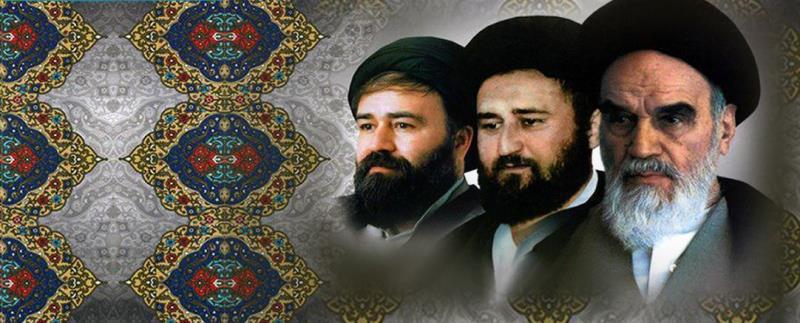 Monsieur Hadj Mostapha, le fils aîné de l`Imam Khomeiny