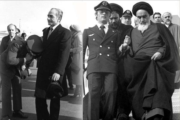 Le discours de l`Imam Khomeini à l`occasion de la fuite de Shah