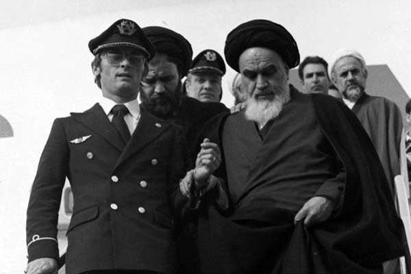 L'Arrivée de l'Imam Khomeini