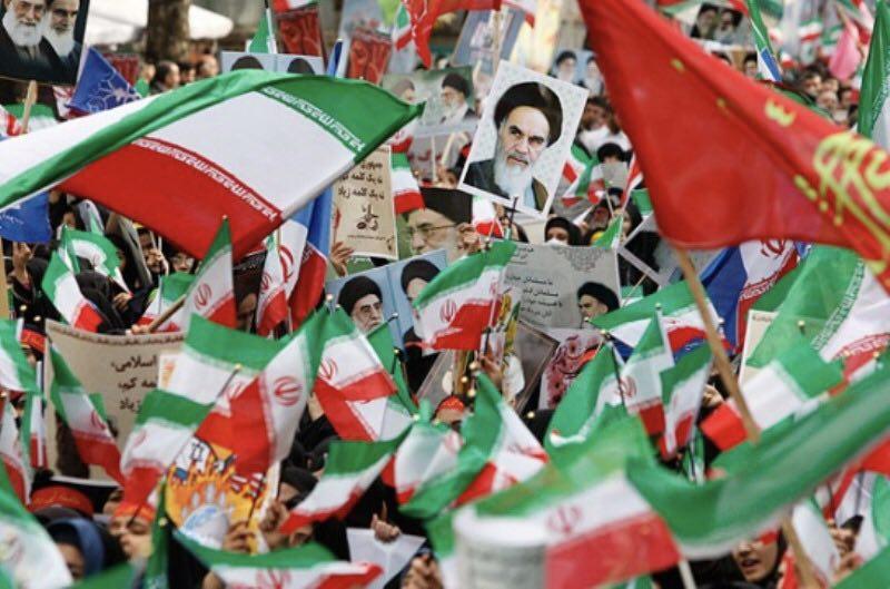 Journée nationale de lutte contre l`Arrogance mondiale à Téhéran