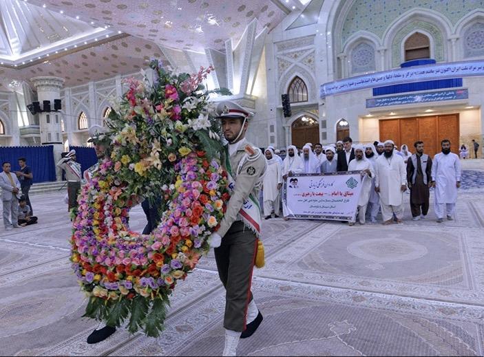 Le renouvellement de l`alliance des dimplômés des écoles religieuses sunnites avec les idéaux de l`Imam Khomeiny