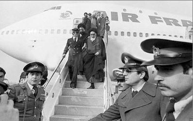 Retour à Téhéran