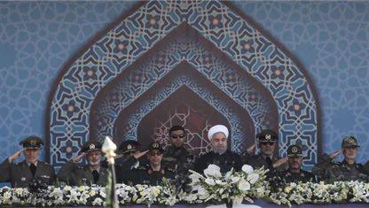 L`Iran marque la Semaine de la Défense sacrée par une parade militaire