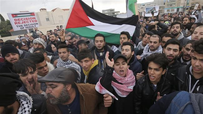 Qods: le monde, emporté par une vague de colère anti-américaine