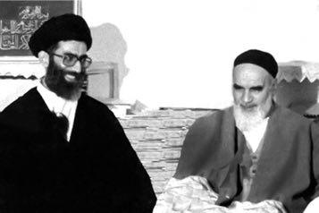 Le souvenir du guide suprême de la Révolution à propos de l`Imam Khomeiny  et du regard qu`il jetait sur le miroir