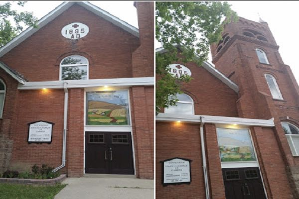 Dialogue interreligieux dans une église de Tottenham