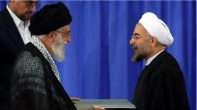 Présidence iranienne : Monsieur Rohani a reçu l`approbation du Guide Suprême pour son second mandat