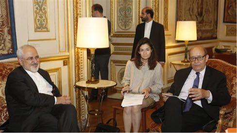 Le ministre français des Affaires étrangères viendra en Iran prochainement