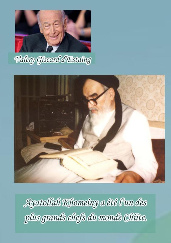 Les points de vue sur l`Imam Khomeini