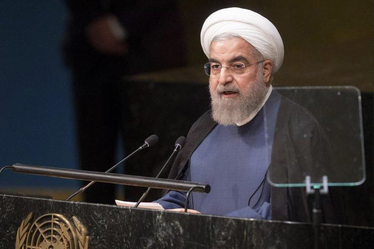 Président Rouhani : L`Iran est impassible aux menaces et aux intimidations