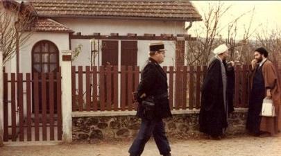La protection de l'Imam Khomeini (Que DIEU le bénisse) à Neauphle-le-Château
