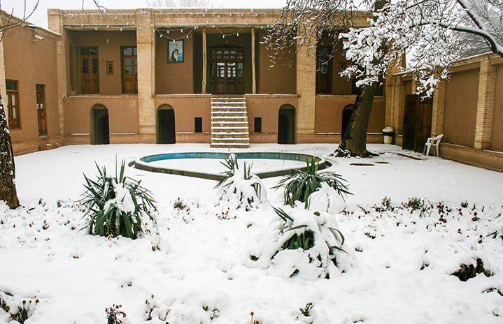 La Maison Historique de l`Imam Khomeini