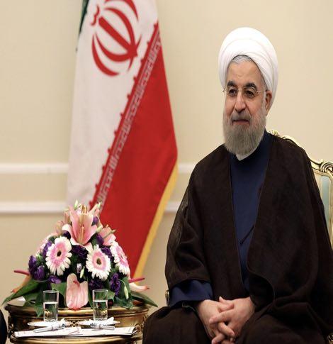 Rohani espère que la paix et le calme seront rétablis dans les états musulmans