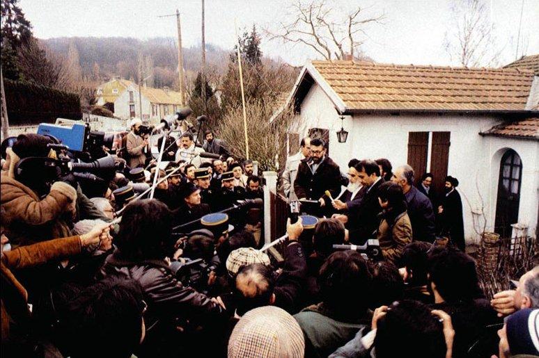 Un souvenir doux de l'enthousiasme des chrétiens à connaître l'Imam Khomeiny (Que DIEU sanctifie son noble secret)