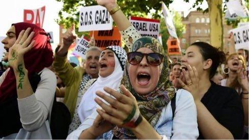 Soutien aux Palestiniens