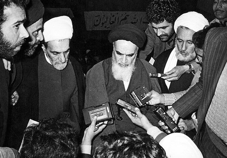 L`avis de l`Imam Khomeiny sur le cinéma et la télévision