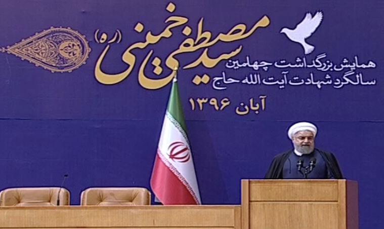 Rohani : personne ne peut parler des armements de l'Iran