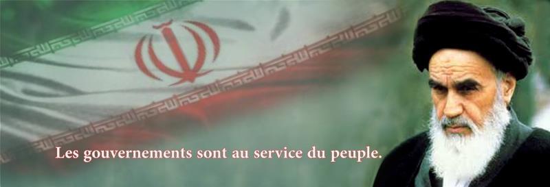"""L`Imam Khomeini: """" L'Islam possède le gouvernement le plus avancé, le gouvernement islamique ne s'oppose pas du tout à la civilisation."""""""