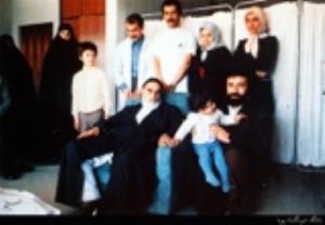 L'adieu plein de sens de l'Imam Khomeini