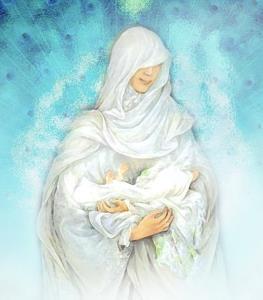 La naissance de Prophète Jésus Christ (p)