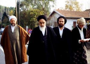 À Paris, qu`a fait l`Imam Khomeiny le soir de la naissance de Jésus-Christ ?