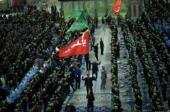 Cérémonie religieuse du mois de Muharram au Saint Mausolée et à la maison de l`Imam Khomeiny (Que DIEU sanctifie son noble secret)