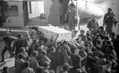 Les funérailles de l`Imam Khomeini( que DIEU le bénisse) , l`année 1368 H.S (1989)