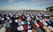 La prière de Aïd al Fitr à New-York