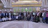 Renouvellement de l`alliance des membres du Conseil de Coordination de la Propagation Islamique avec les idéaux de l`Imam (Que DIEU sanctifie son noble secret)