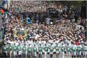 Cérémonies dans différents pays marquant l`anniversaire du Noble Prophète (PSL)
