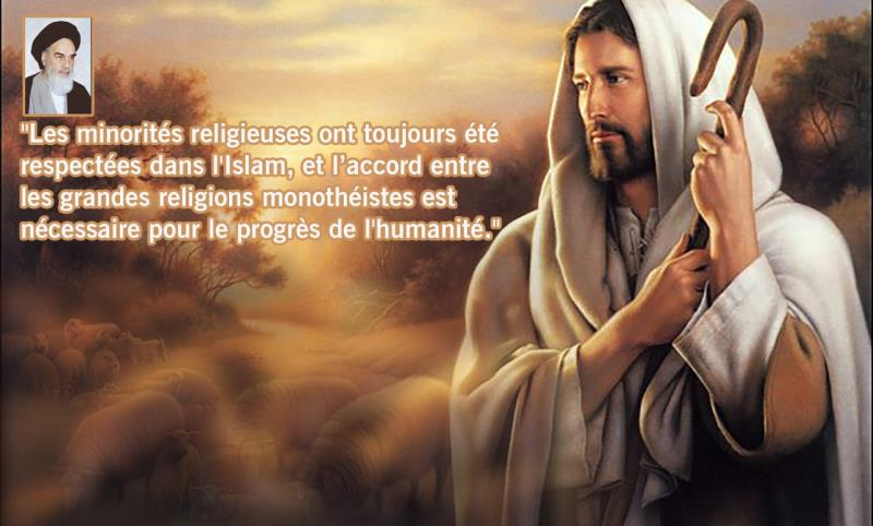La naissance de Jésus Christ