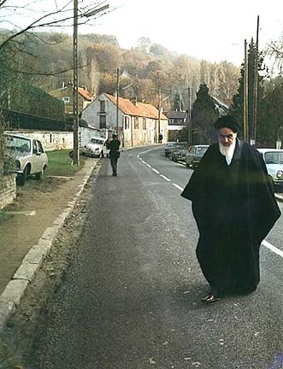 Imam Khomeini à Neauphle-le -Château