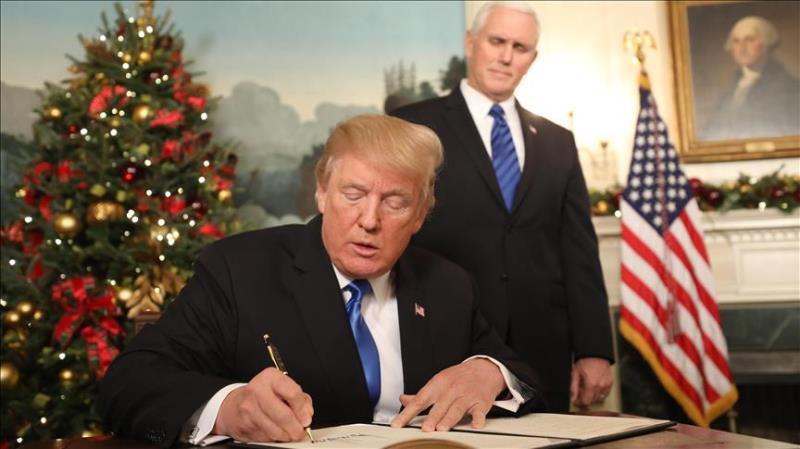 Décision de Trump sur le statut de Qods : crainte d'une escalade dans la région