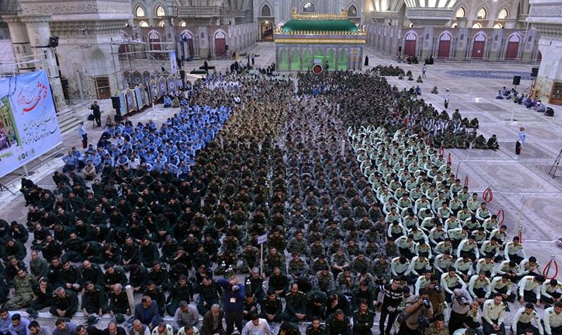 La commémoration de la libération de Khorranshahr au mausoléé de l`Imam Khomeini