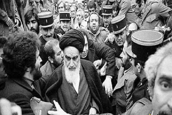 Quelle fut la raison du refroidissement de l'insurrection de la nation après le départ de l'Imam Khomeiny pour l'exil ?