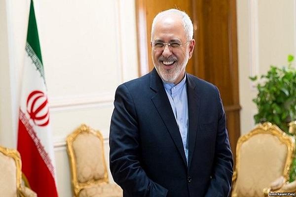 Zarif : «Le monde entier reconnaît les efforts de l`Iran contre le terrorisme»
