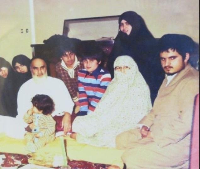 L'organisation familiale du point de vue de l'Imam Khomeiny (paix à son âme).