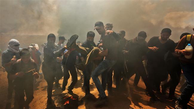 9e vendredi pour la marche du grand retour à Gaza