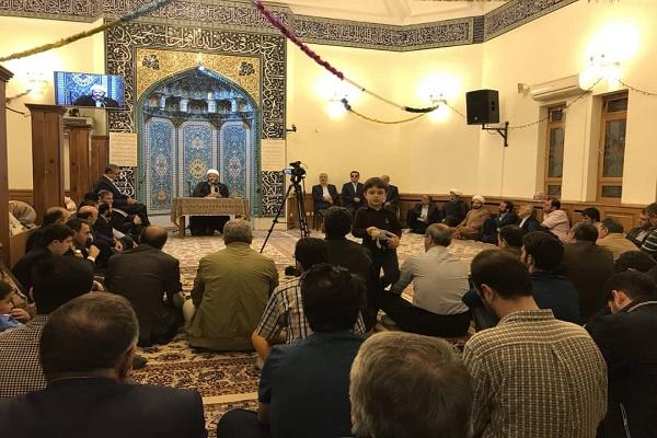 Commémoration de l'anniversaire de l'Imam Hassan Mojtaba (as) à Moscou