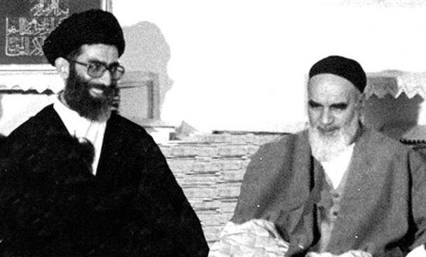 Il regardait Monsieur Khamenei d'un autre œil