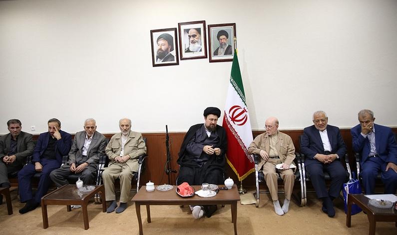 Membres du comité central du parti de la coalition islamique