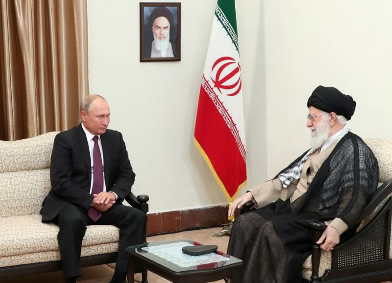 Guide suprême: L`Iran et la Russie peuvent contenir la menace américaine contre l`humanité
