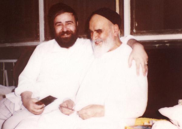 L`Imam Khomeini : Ahmad est pour moi le plus cher des êtres.