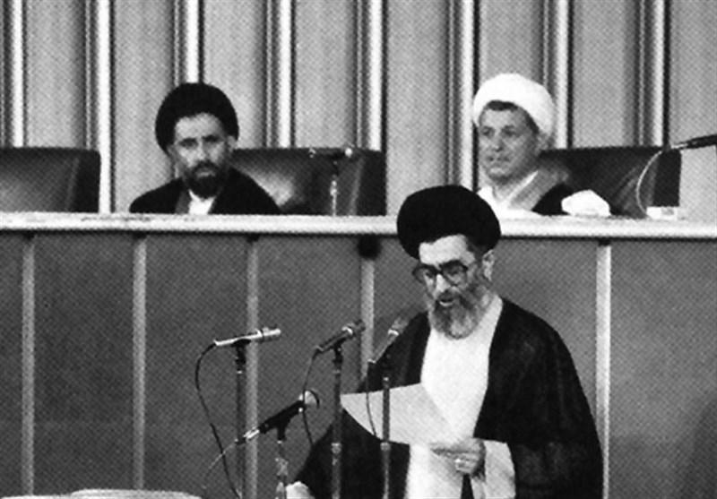 Quelques vérités sur l'élection de l'Ayatollah Khamenei en 1989