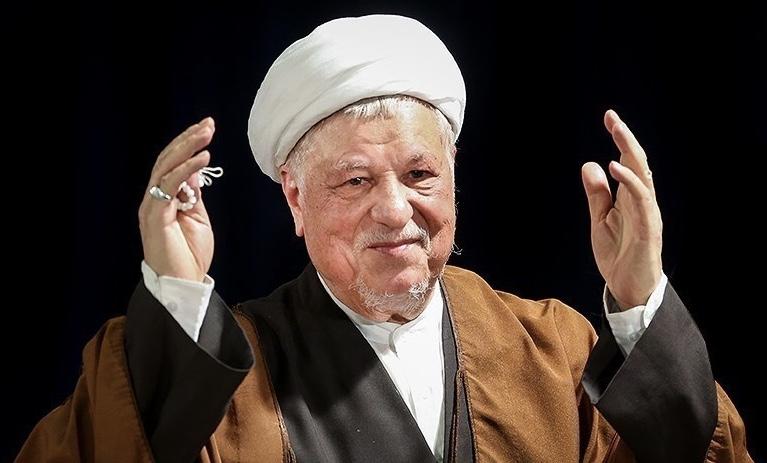 A l`occasion du décès de l`Ayatollah Rafsanjani, J`ai élevé Monsieur Hachemi...