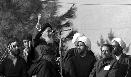 Les principaux axes du discours de l'Imam Khomeini (Que DIEU sanctifie son noble secret) au 1e février 1979.